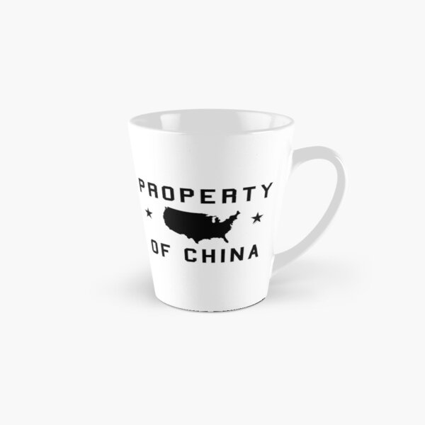 Property of China (sport version) Tall Mug