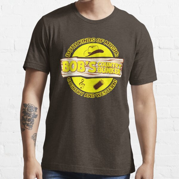 BOB'S COUNTRY BUNKER Essential T-Shirt