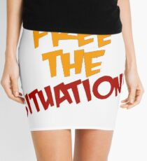 Free The Situation! Mini Skirt