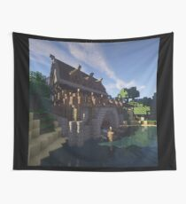 Minecraft Khornar 6 Wall Tapestry