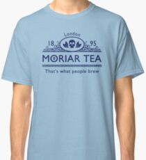 MoriarTea 2 Blue Ed. Classic T-Shirt