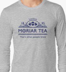 MoriarTea 2 Blue Ed. Long Sleeve T-Shirt