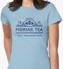 MoriarTea 2 Blue Ed. Women's Fitted T-Shirt