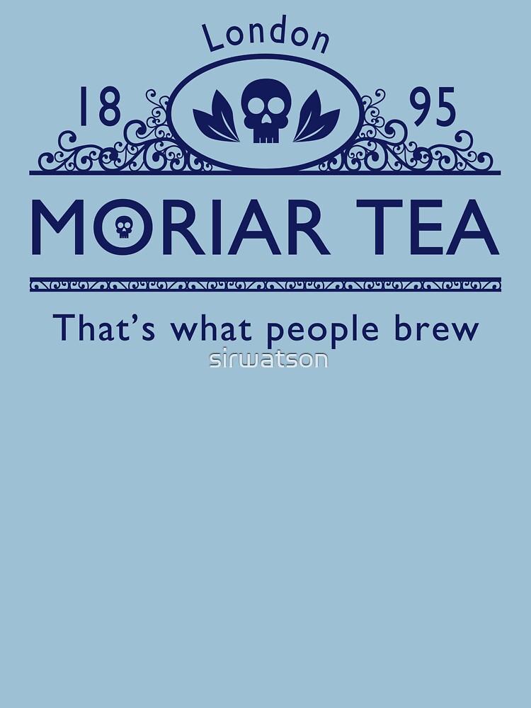 MoriarTea 2 Blue Ed. | Unisex T-Shirt