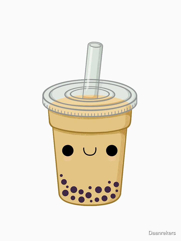 Cute Bubble Tea by Daanrekers