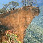 Hanging Rock at Blackheath by Michael Matthews