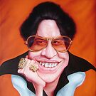 Hector Lavoe Caricature by SolteroArt