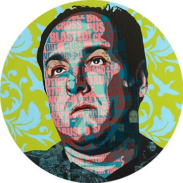 Tony Soprano by sojustfuckme