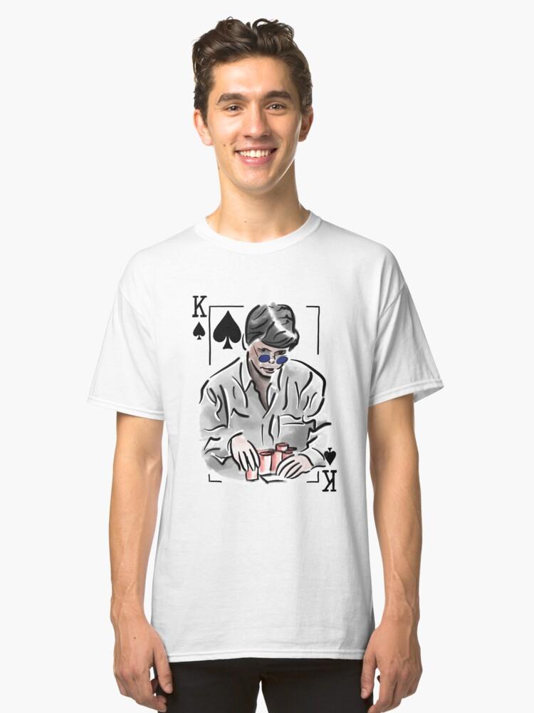 Alternate view of Stu Ungar Poker Classic T-Shirt