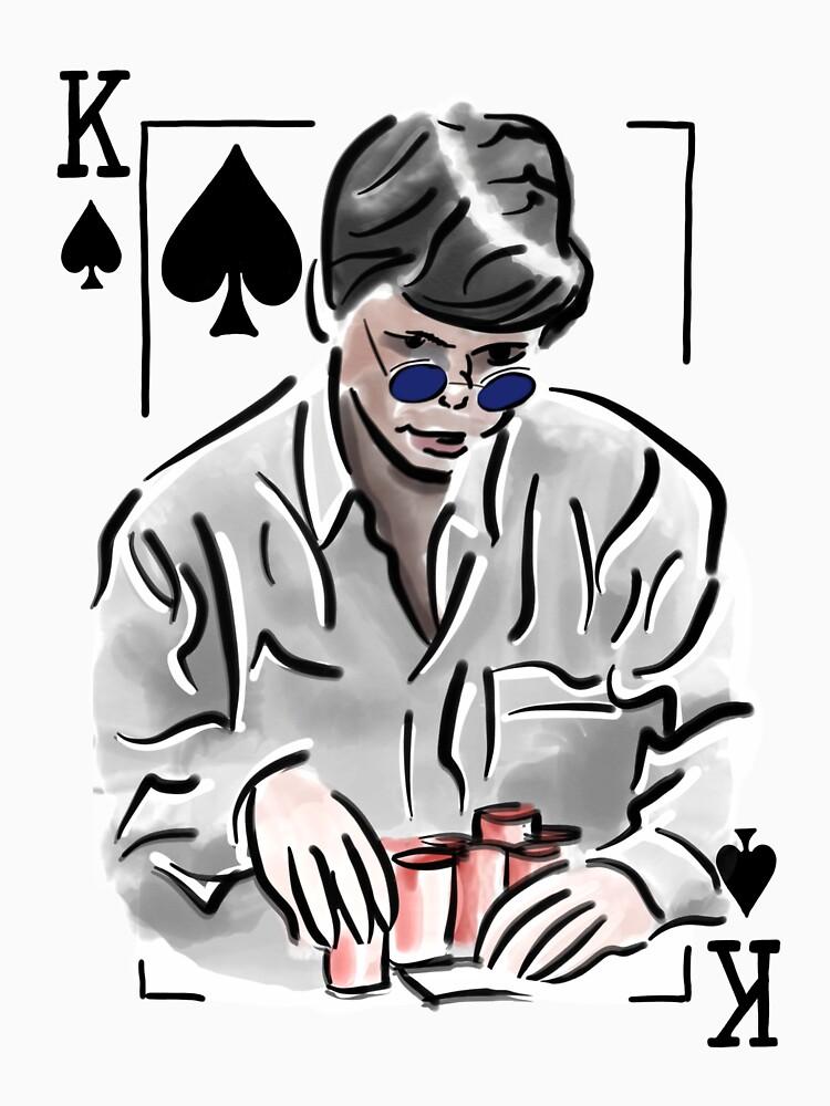 Stu Ungar Poker by fullrangepoker