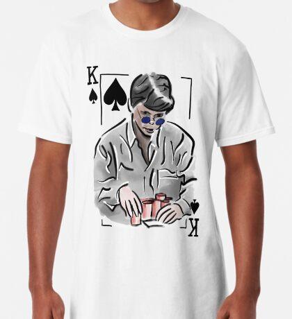 Stu Ungar Poker Long T-Shirt