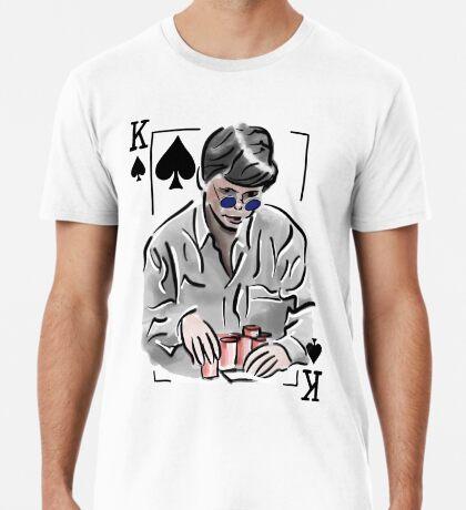 Stu Ungar Poker Premium T-Shirt