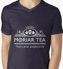 MoriarTea 2 Mens V-Neck T-Shirt