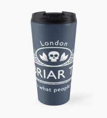 MoriarTea 2 Travel Mug