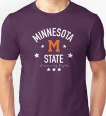 Minnesota State Screaming Eagles Unisex T-Shirt