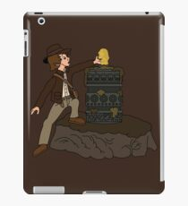 IDOL IN THE STONE iPad Case/Skin