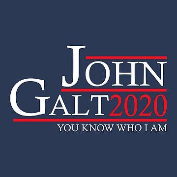 John Galt 2020 by joshuanaaa