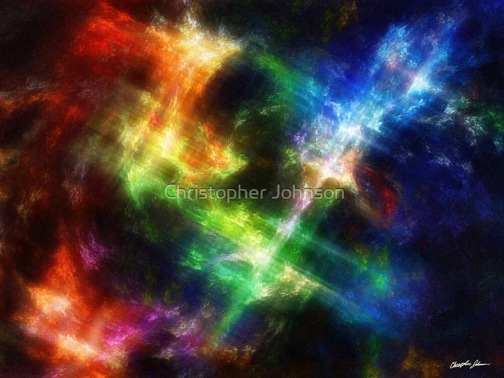 Colors 1 by Christopher Johnson