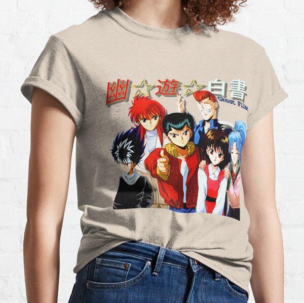 Yu Yu Hakusho Gang Classic T-Shirt