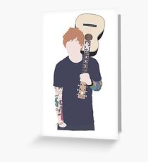 ART VECTOR - ED EXCLUSIVE  Greeting Card
