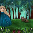 Wombat Glade by Rookwood Studio ©
