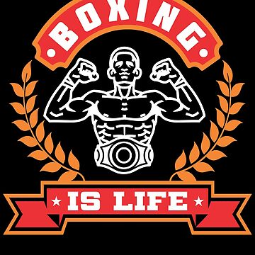 Boxing Is Life Boxing Fight Arena Fighting by hangene92