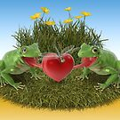Froggy Love by Randy Turnbow