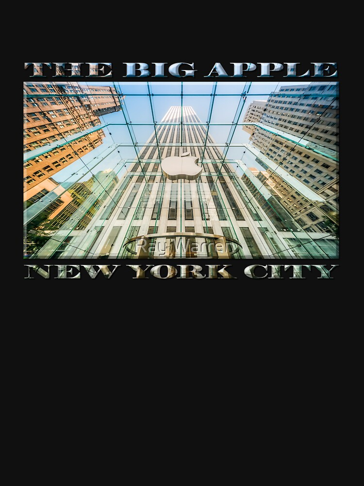Big Apple in the Big Apple by RayW