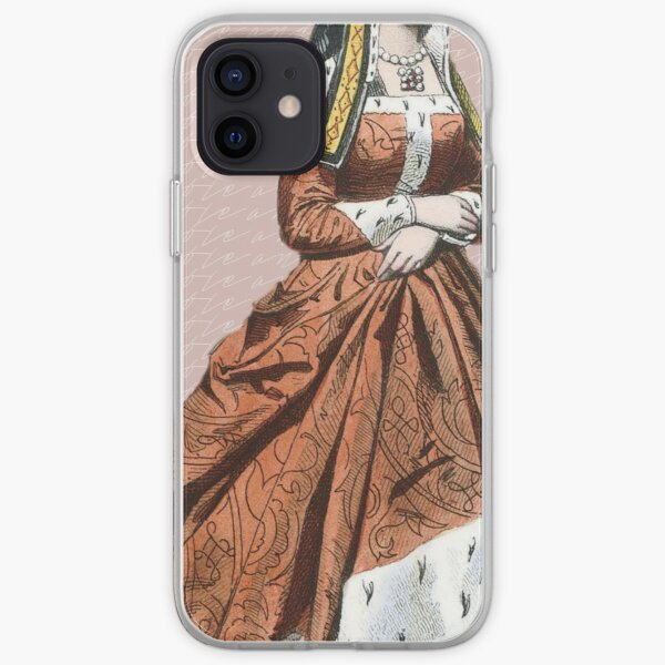elizabeth of york iPhone Soft Case