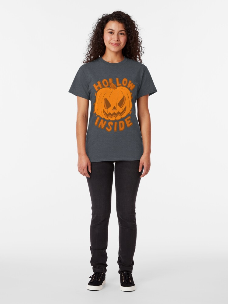 Alternate view of Hollow Inside Classic T-Shirt