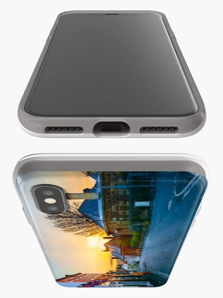 Alternate view of Sunrise at Battery Point iPhone Cases & Covers