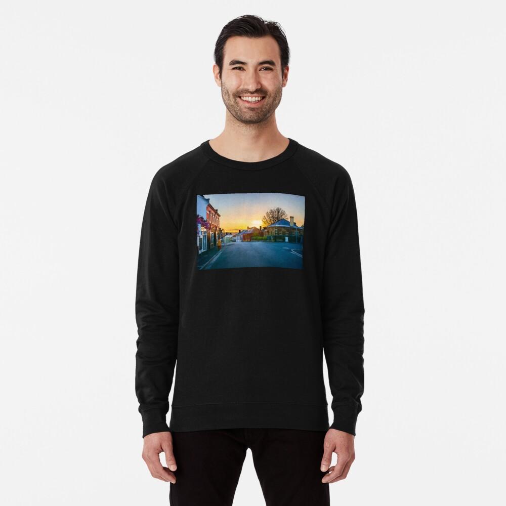 Sunrise at Battery Point Lightweight Sweatshirt