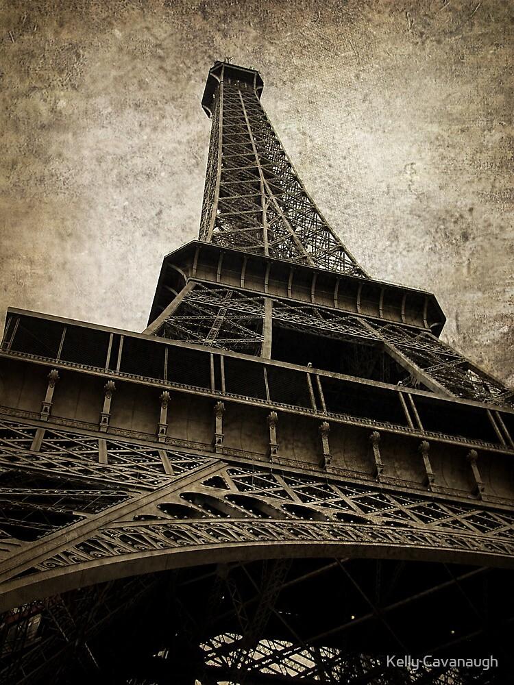 Eiffel Tower by Kelly Cavanaugh