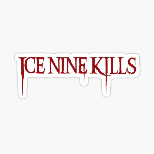 Ice Nine Kills Logo Sticker