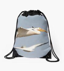 White Pelican 6-2015 Drawstring Bag