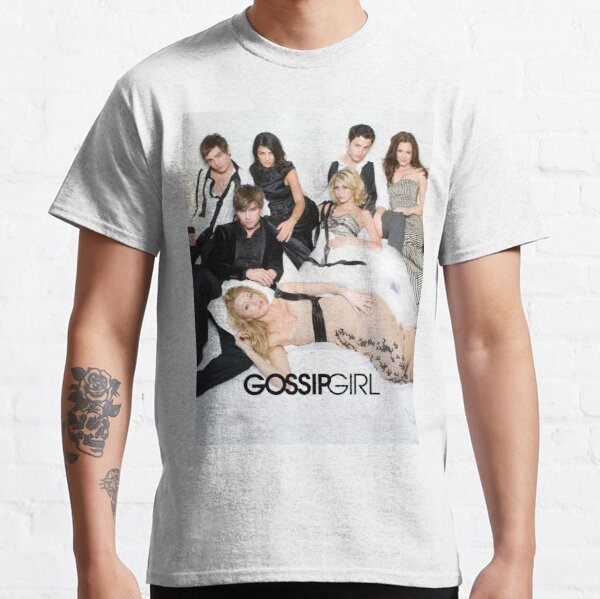 Une fille bavarde T-shirt classique