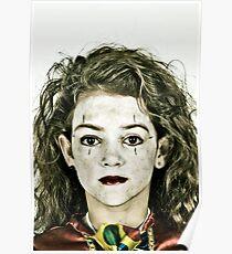 Portrait of Zoe Poster