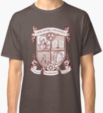 Miskatonic University Coat of Arms Classic T-Shirt