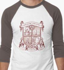 Miskatonic University Coat of Arms Baseball ¾ Sleeve T-Shirt