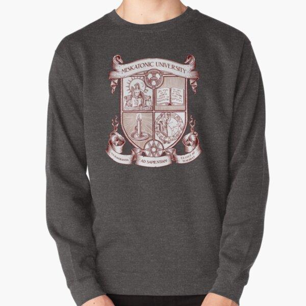 Miskatonic University Coat of Arms Pullover Sweatshirt
