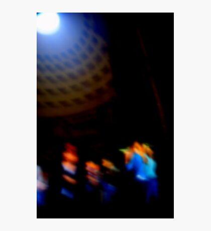 PANTHEON DANCERS Photographic Print