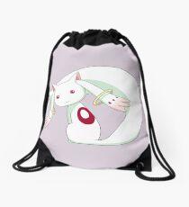 Kyubey Drawstring Bag