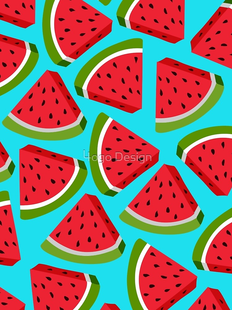 Watermelon Pattern by MBroadbridgee