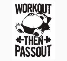 Pokemon Workout Shirt | Unisex T-Shirt