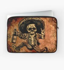 Posada Day of the Dead Outlaw Laptop Sleeve