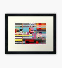 Mondo Framed Print