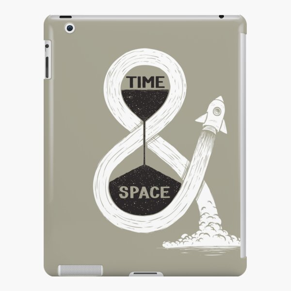 Time & Space iPad Snap Case