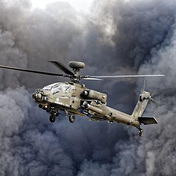 AgustaWestland Apache AH.1 by AndyHkr