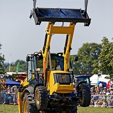The Diggerland Dancing Digger Stunt Team by AndyHkr