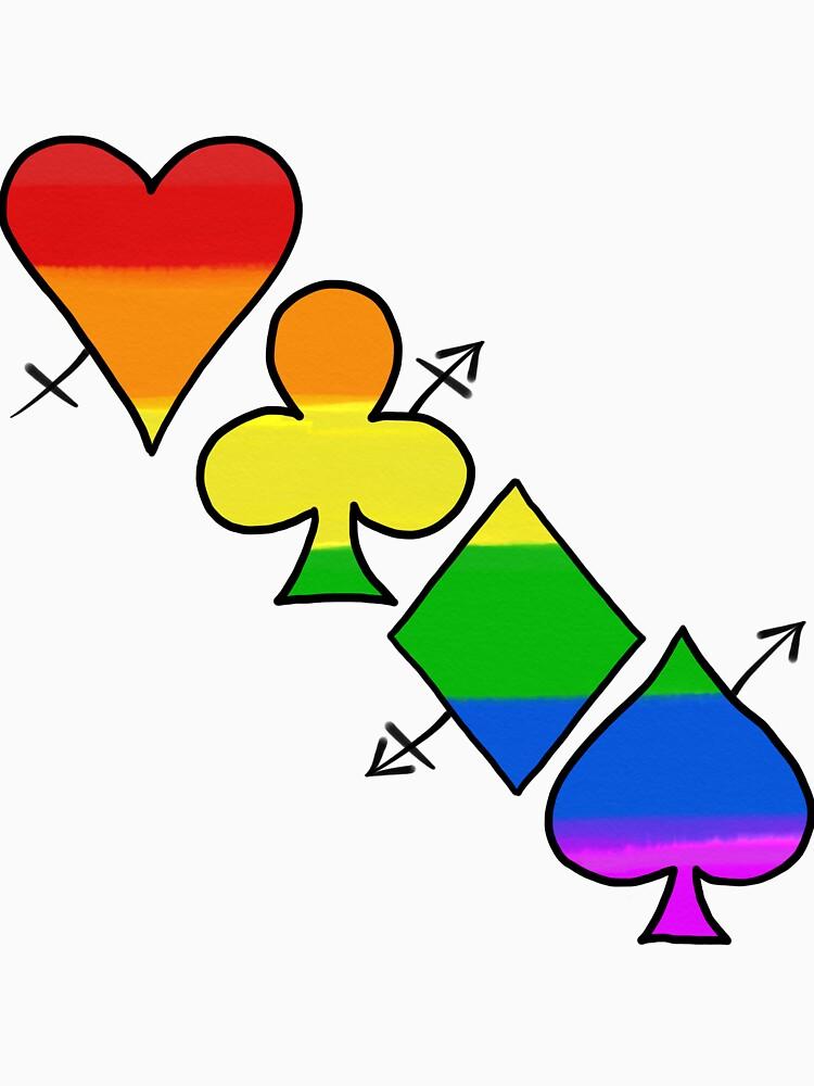 LGBT Poker by fullrangepoker